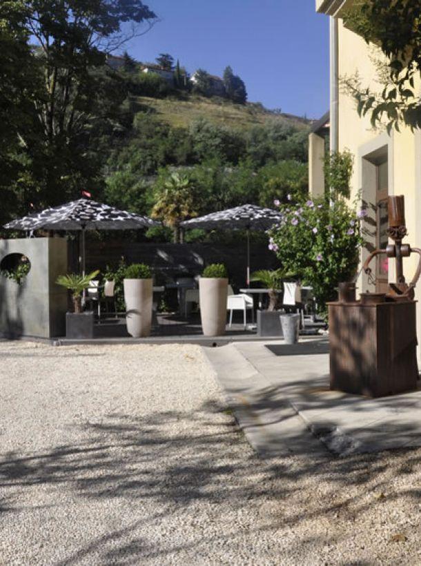 Restaurant La Villa Tartary Aubenas